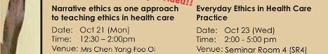 Narrative ethics as one approach to teaching ethics in health care