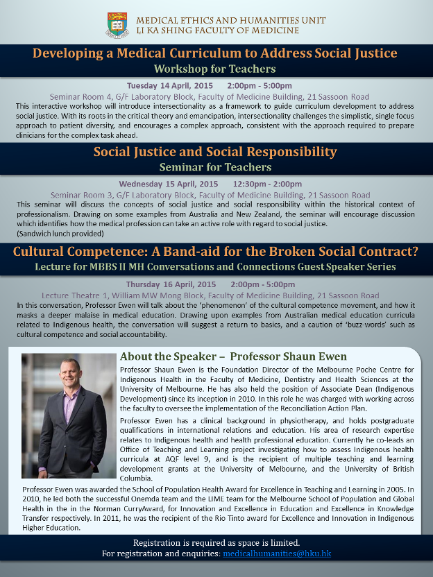 Developing a Medical Curriculum to Address Social Justice