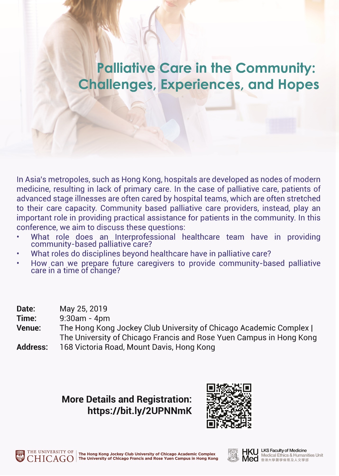 Palliative Care in the Community: Challenges, Experiences, and Hopes
